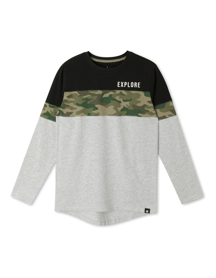Splice T-Shirt image 1