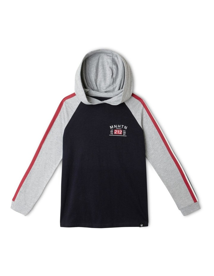Hooded T-Shirt image 1