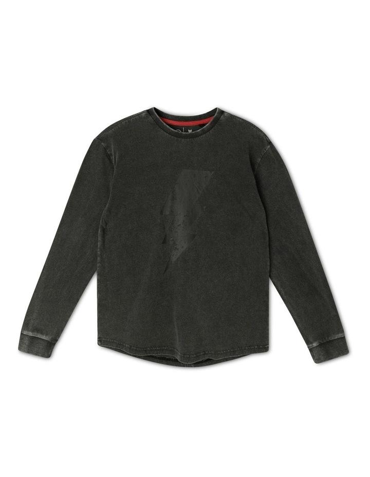 Acid Wash T-Shirt image 1