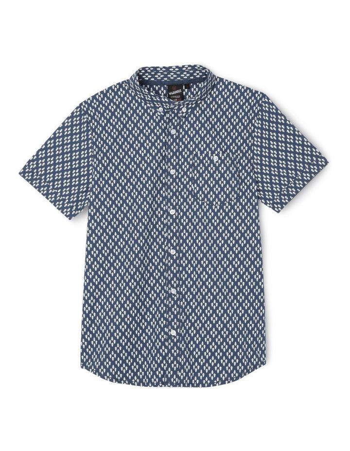 Geo Print Shirt image 1
