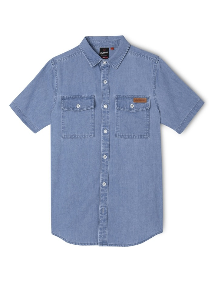 Denim Shirt With Pockets image 1