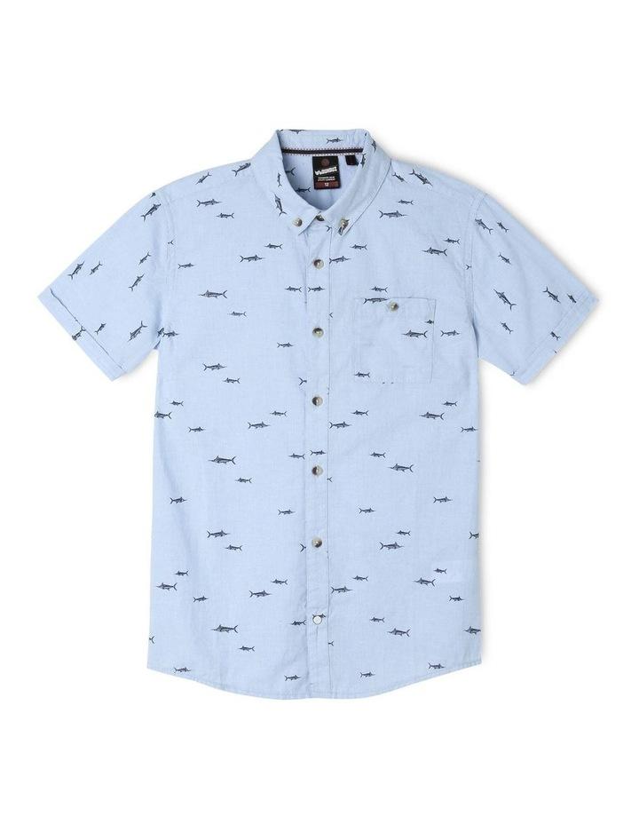 Marlin Print Shirt image 1