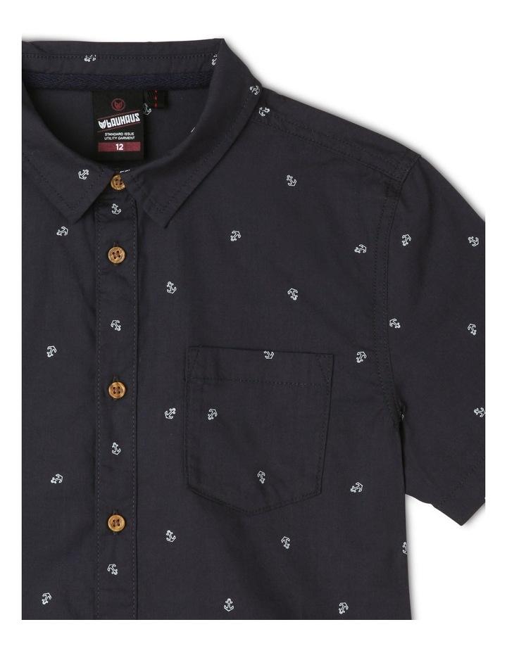 Anchor Print Shirt image 2