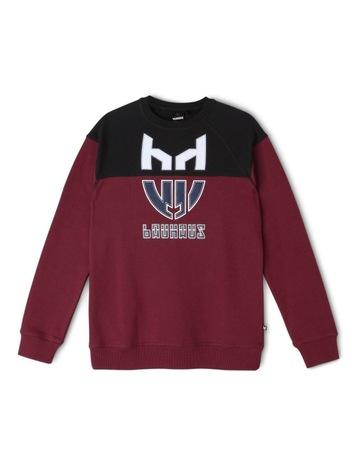0de9b07f5 Bauhaus Spliced Sweater