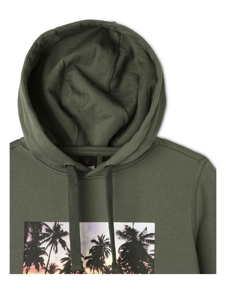 Popover Hoodie - Palms Photo image 2