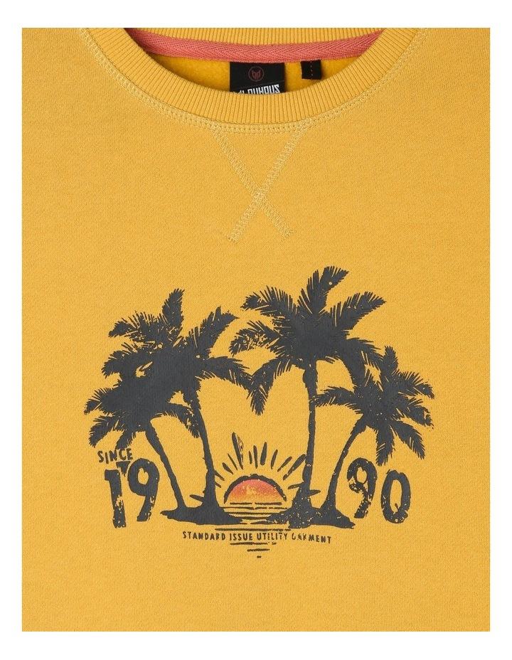 Essential Sweat Top - Beach image 2
