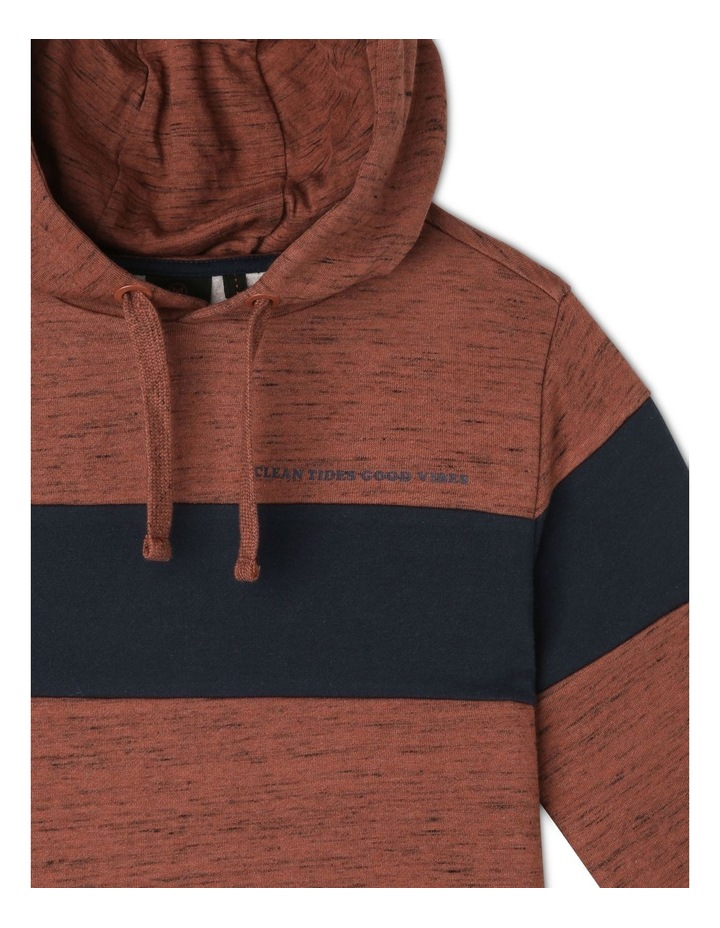 Banded Popover Hoodie image 2