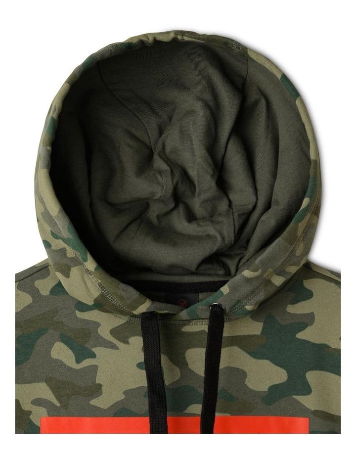 Essentials Hooded Sweat Top image 3