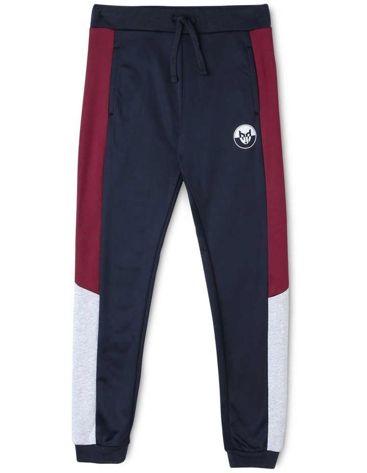 Contrast Stripe Trackpant image 1