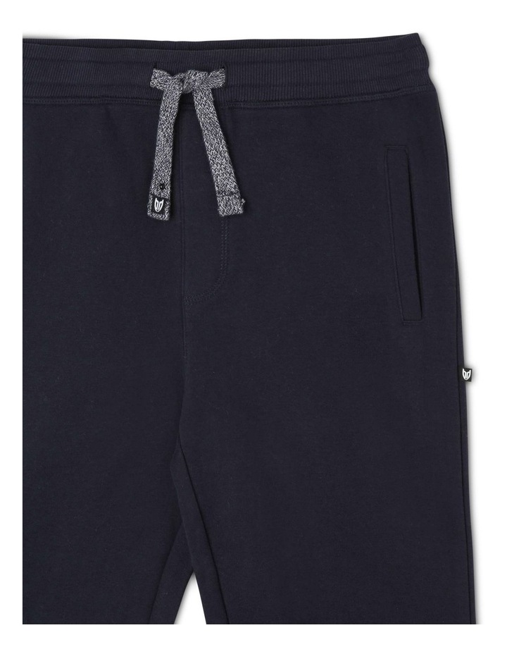 Trackpant Essentials- Navy image 3
