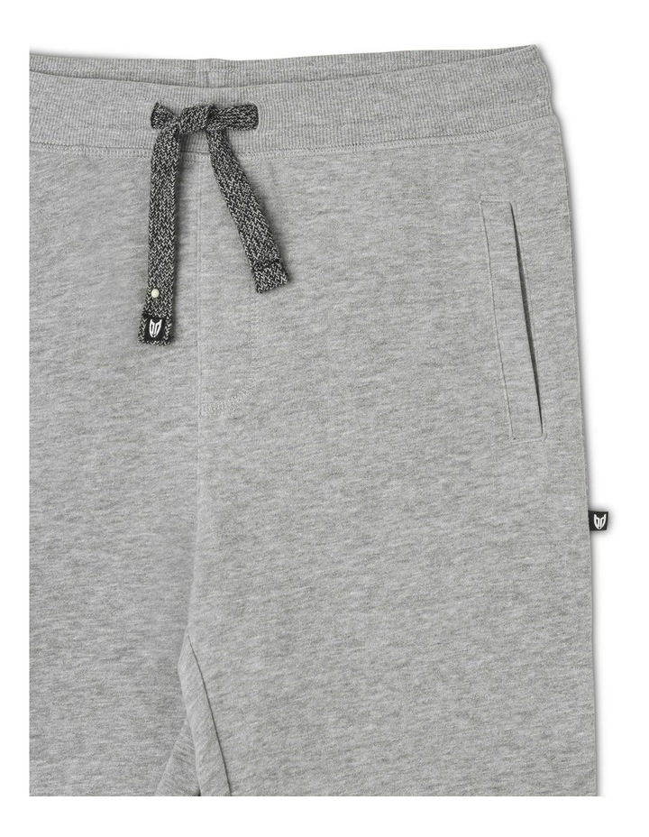 Trackpant Essentials- Grey Marle image 2
