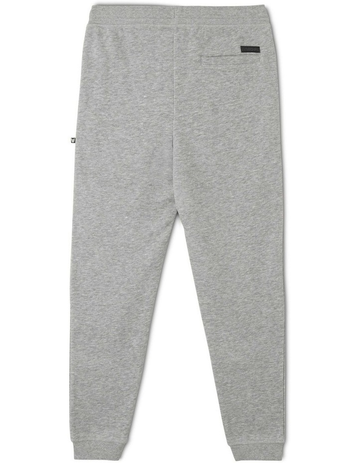 Trackpant Essentials- Grey Marle image 3