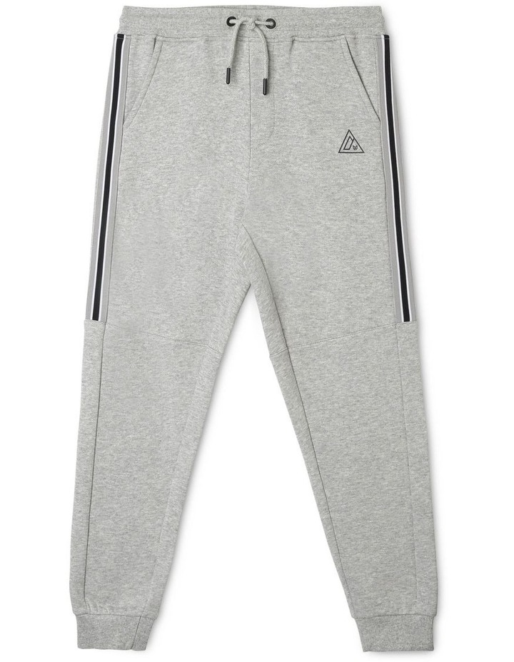 Trackpant with Stripe Panel image 1