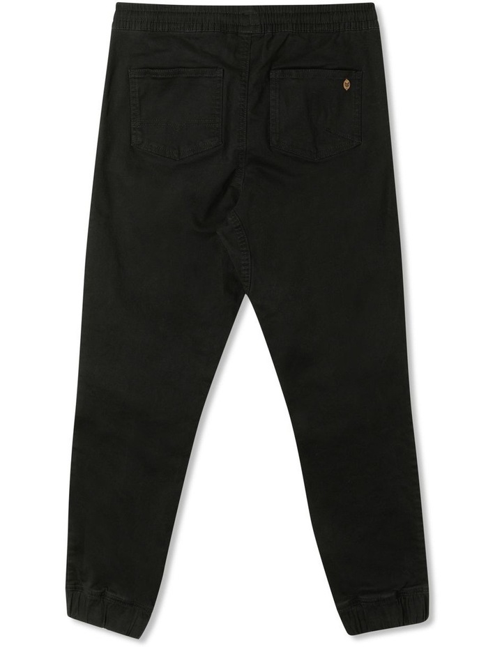 Pull-On Stretch Chino Pant image 3