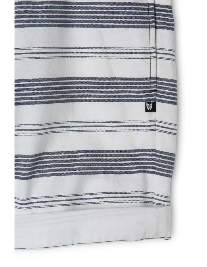 Stripe Chino Short image 2