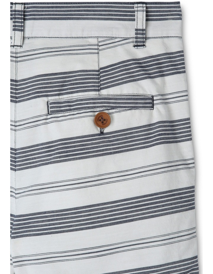 Stripe Chino Short image 3