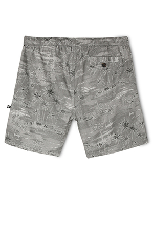 Bauhaus - Printed Volley Short