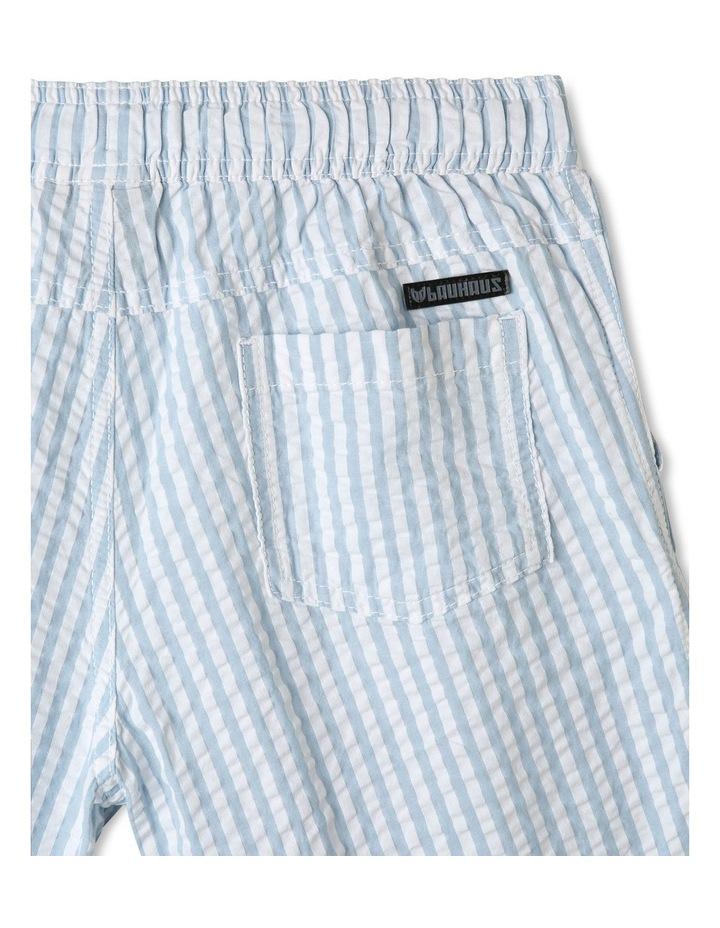 Pull On Seersucker Shorts image 4