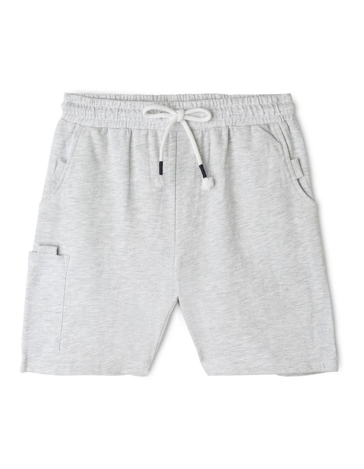 Knit Pull On Shorts image 1