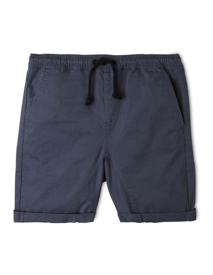 Drop Crotch Chino Shorts image 1