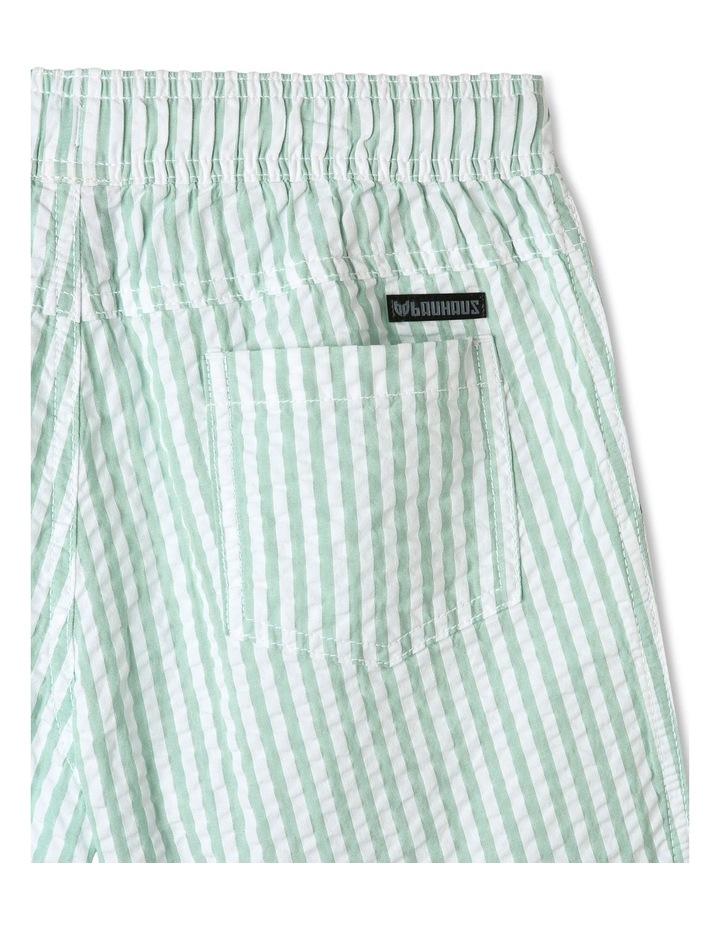 Pull-On Seersucker Shorts image 4