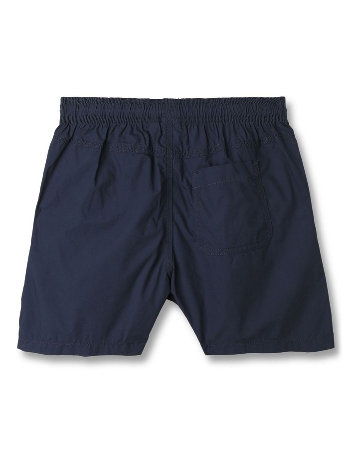 Woven Volley Shorts Navy image 2