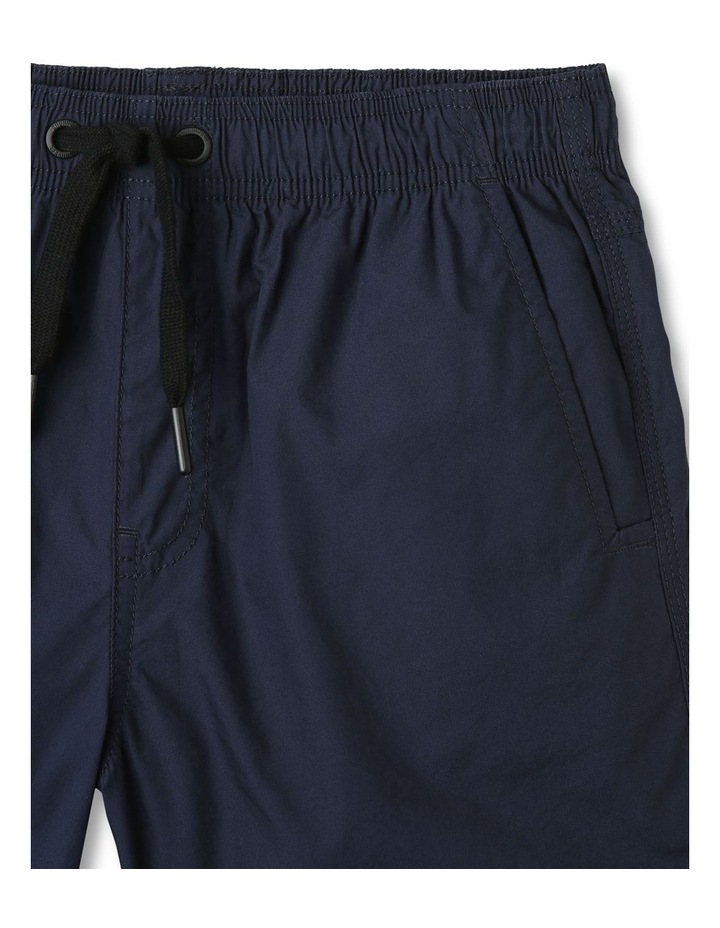 Woven Volley Shorts Navy image 3