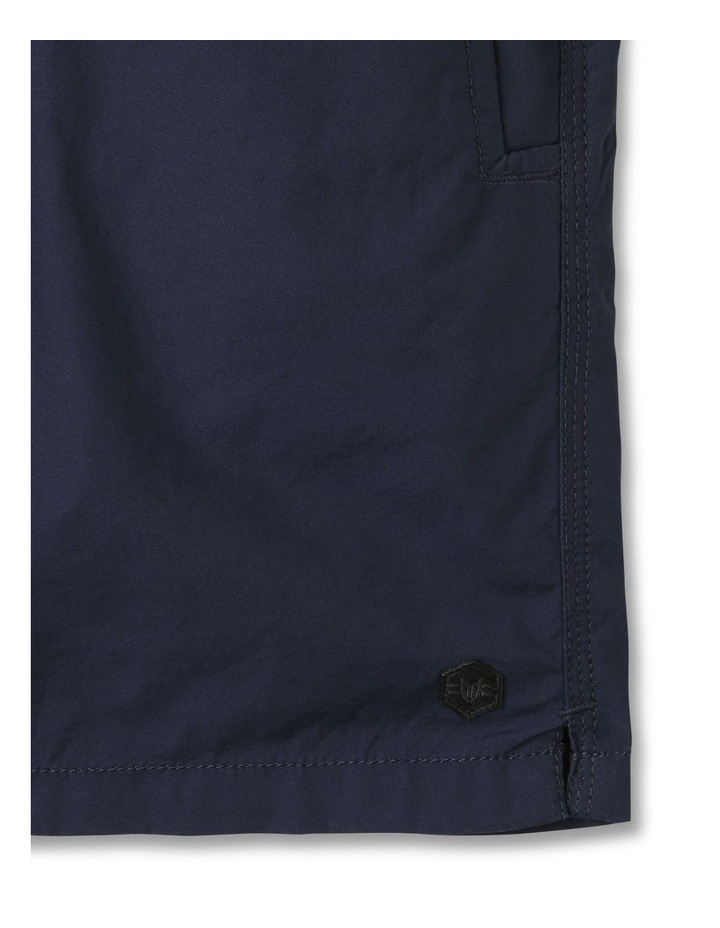 Woven Volley Shorts Navy image 5