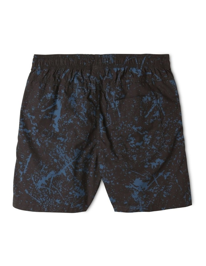 Woven Volley Shorts Black image 5