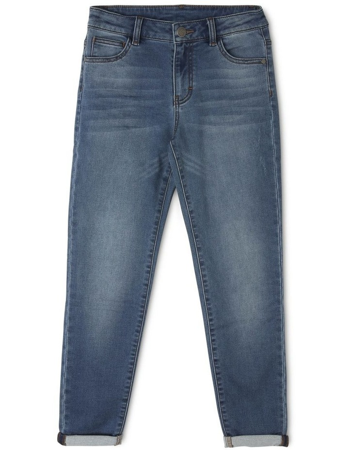 Jeans with Five Pockets image 1