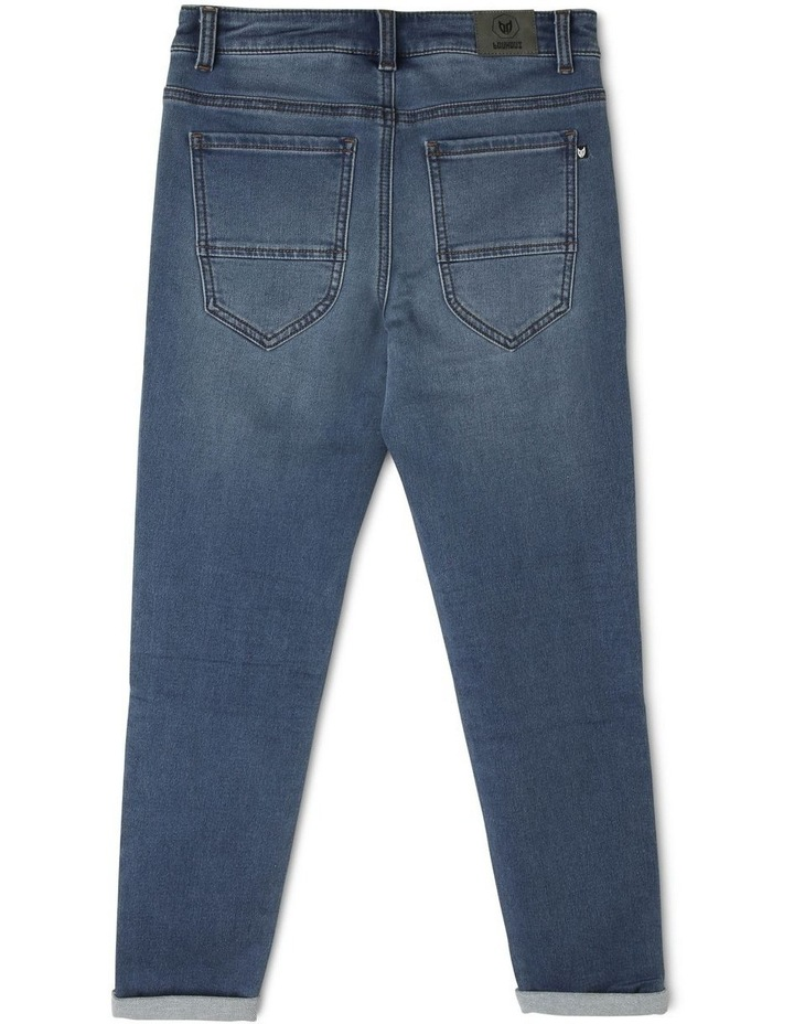 Jeans with Five Pockets image 2