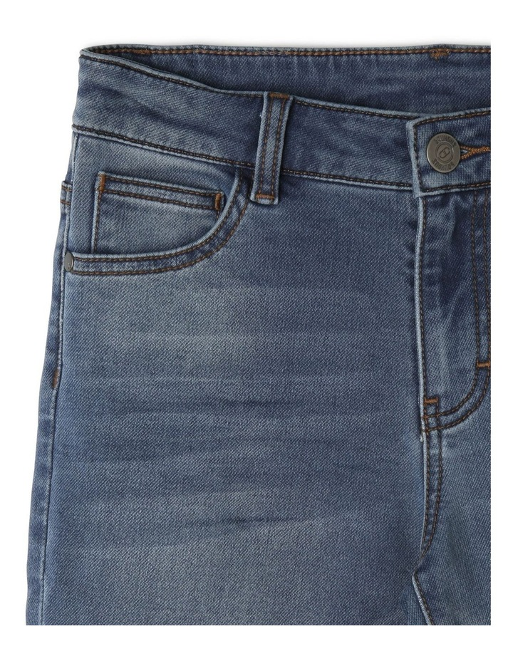 Jeans with Five Pockets image 3