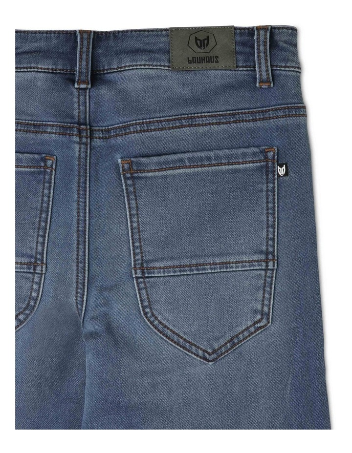 Jeans with Five Pockets image 4