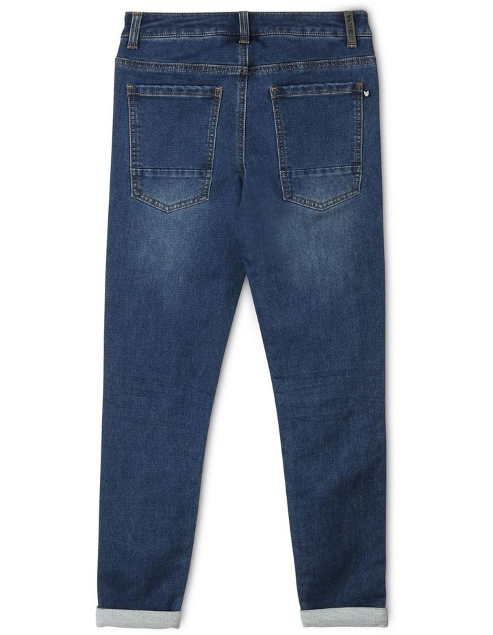 Jeans with Rolled Cuffs image 2