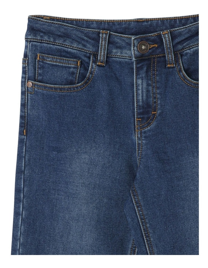 Jeans with Rolled Cuffs image 3