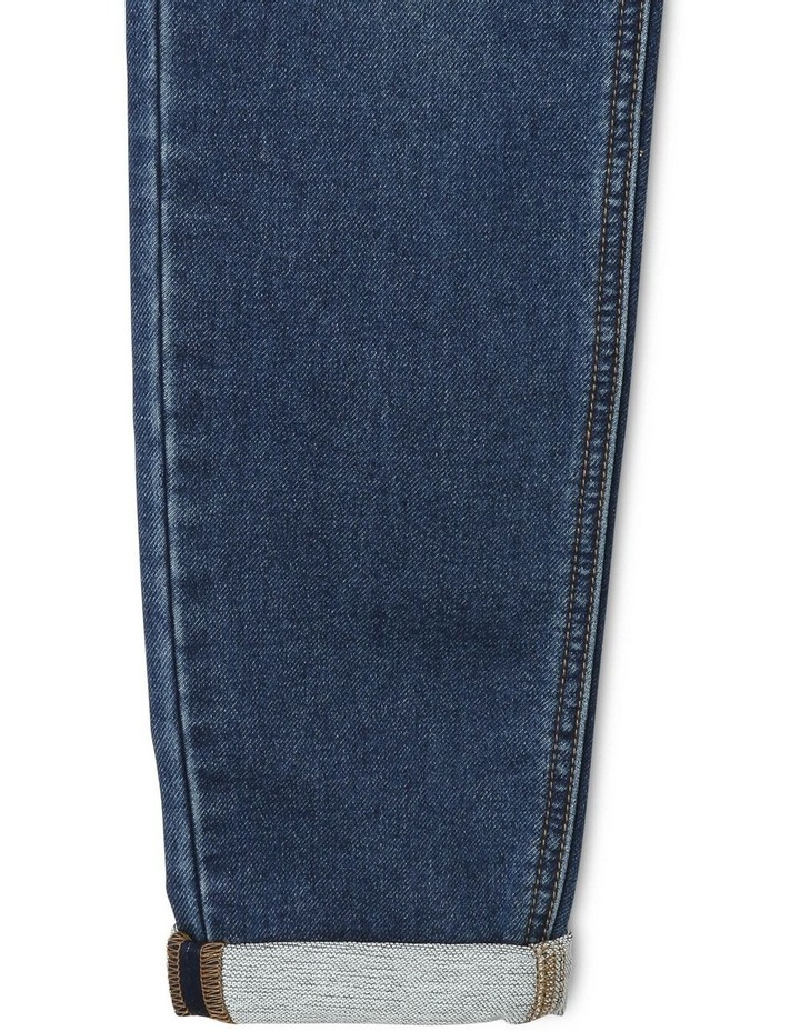 Jeans with Rolled Cuffs image 5