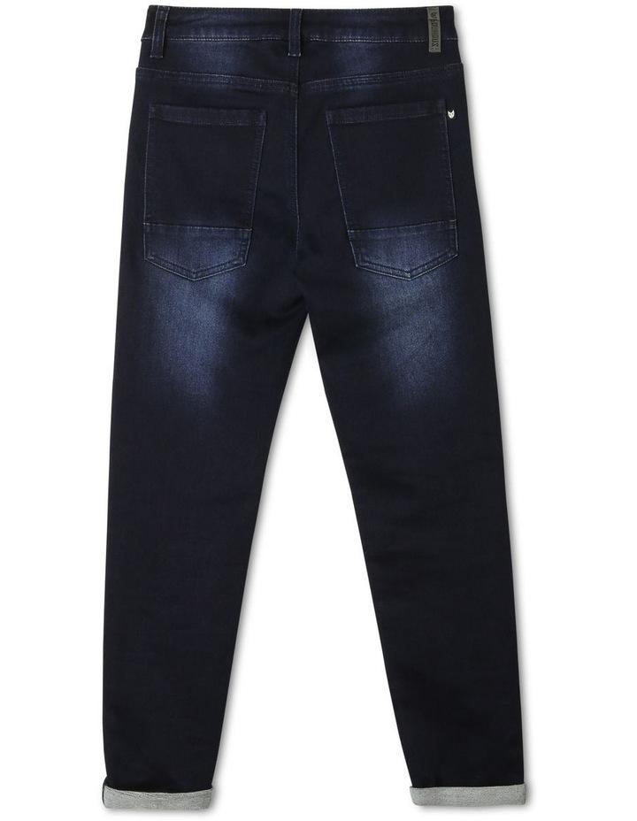 Dark Blue Jeans image 2