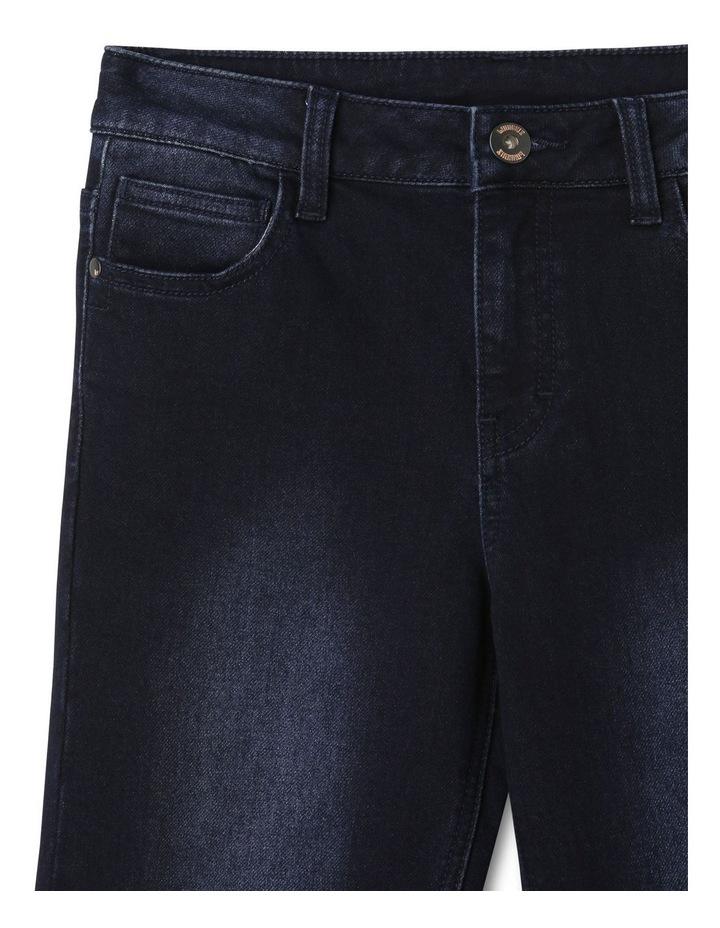 Dark Blue Jeans image 3