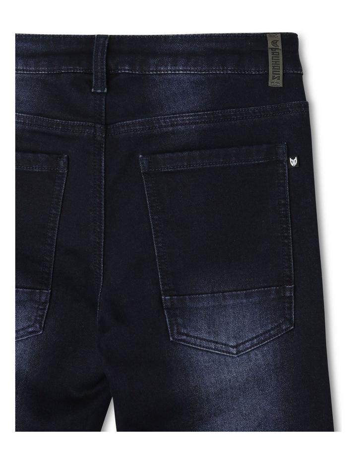 Dark Blue Jeans image 4