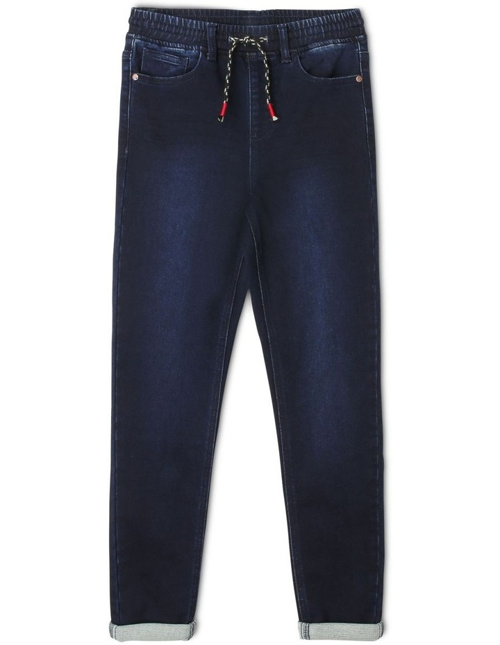 Pull-On Jeans image 1