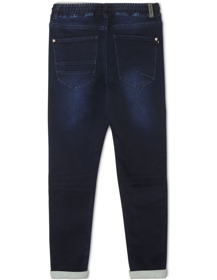 Pull-On Jeans image 2