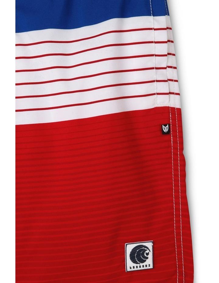Spliced Stripe Boardie image 2