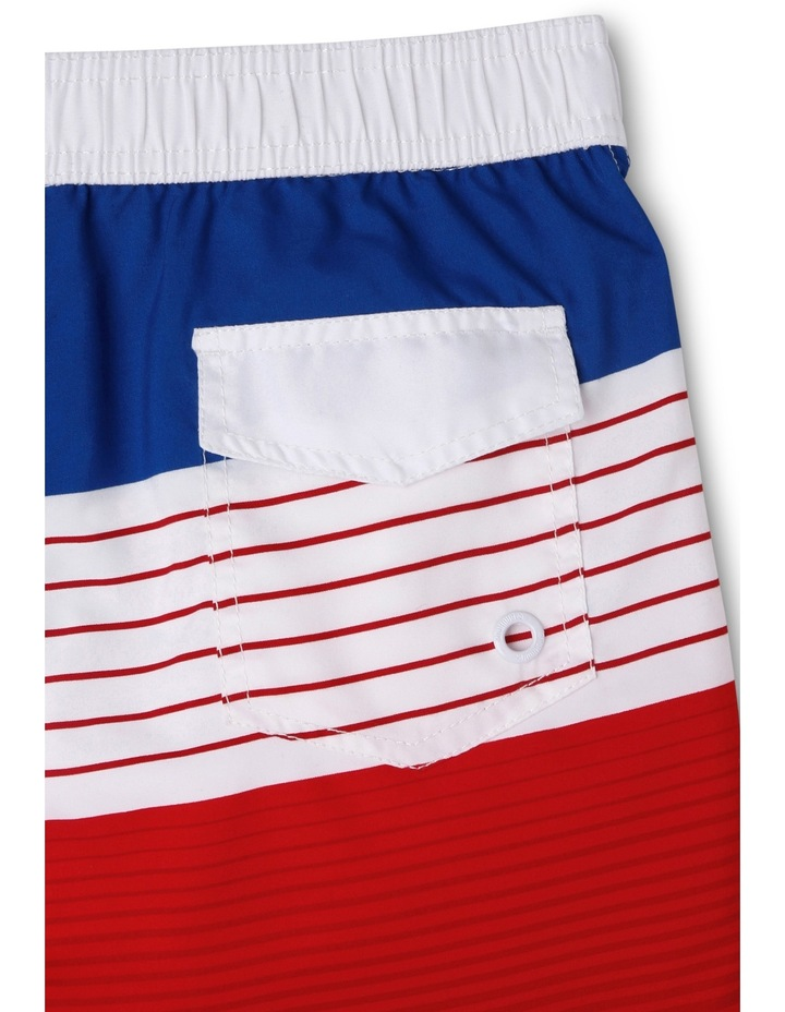 Spliced Stripe Boardie image 3