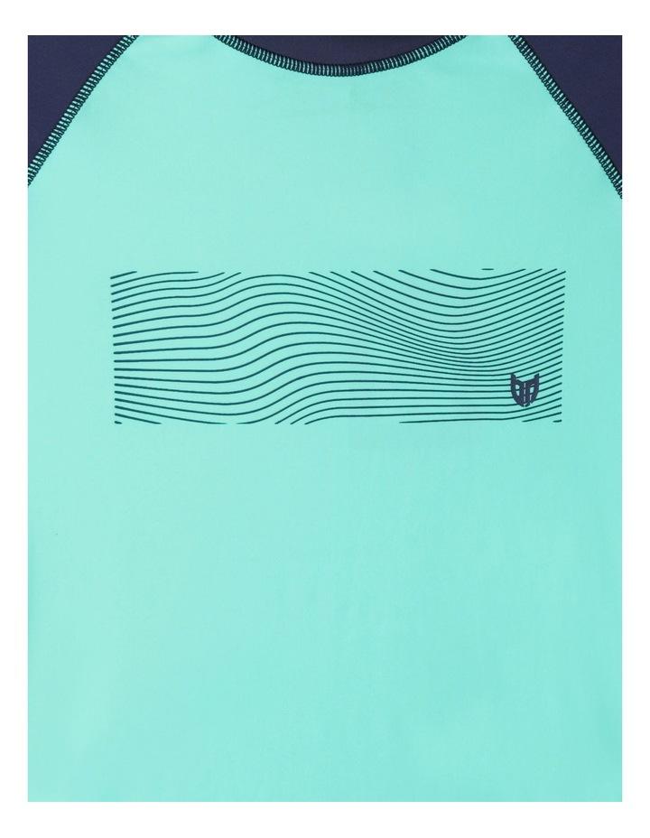 Chlorine-Resistant Long-Sleeve Rashvest image 2