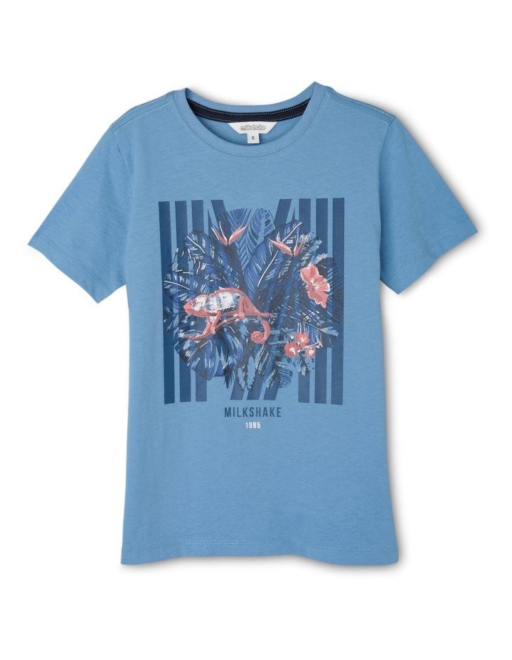 Core T-Shirt Big M Lizard image 1