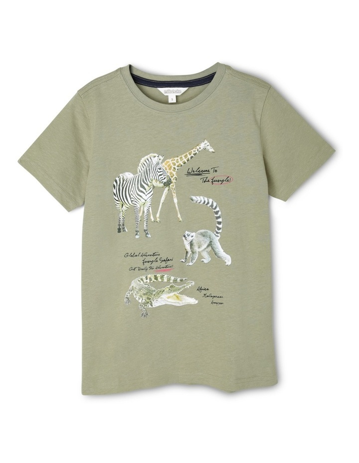 Core T-Shirt Safari Advernture image 1