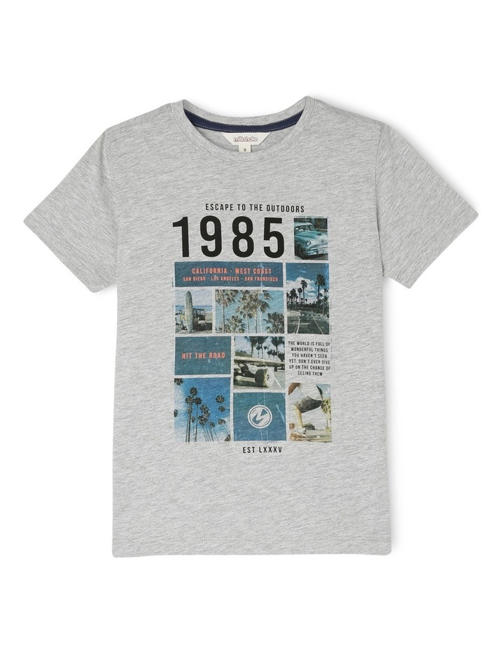 Core T-Shirt Lots Of Boxes LBS19000-CW13. image 1