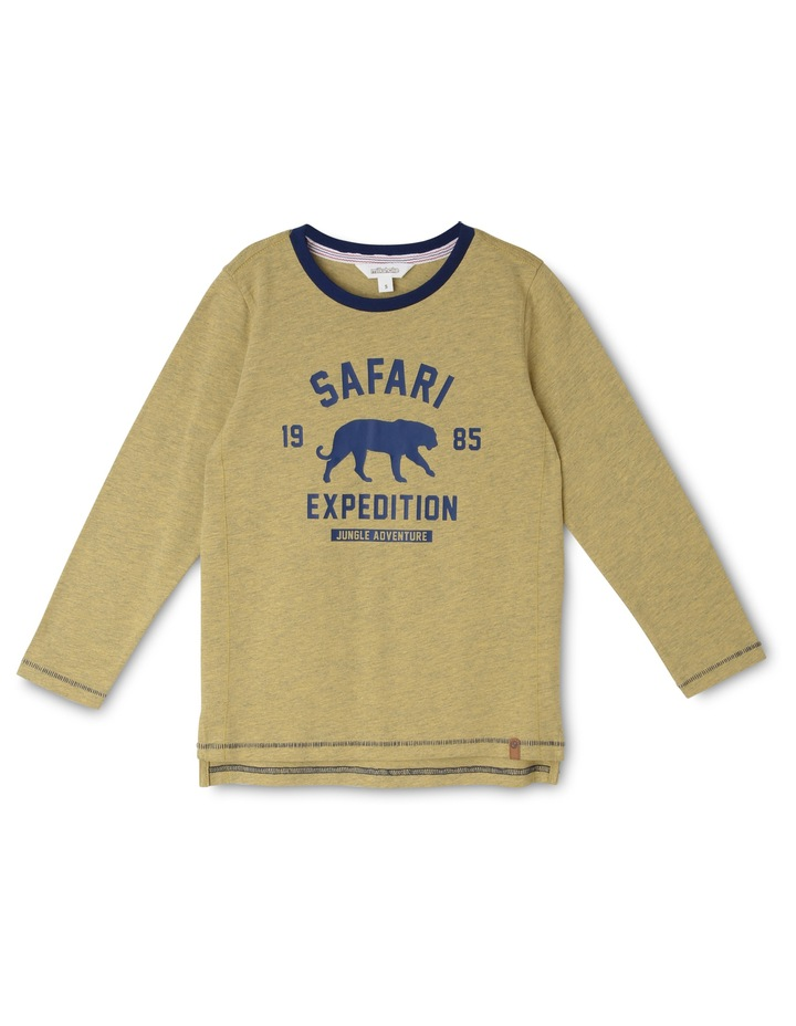 Safari Long Sleeve T-Shirt image 1