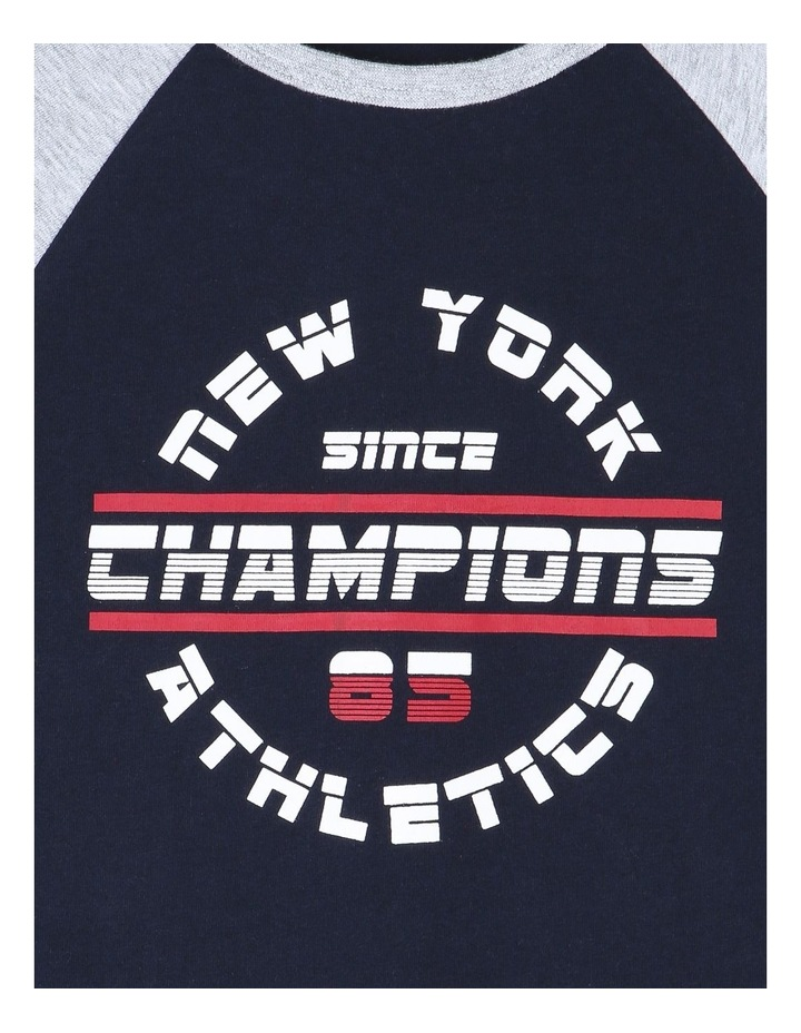 Champion Long Sleeve T-Shirt image 2