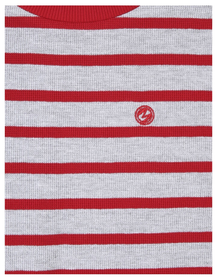 Stripe Long Sleeve T-Shirt image 2